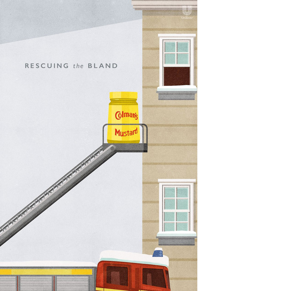 Rescuing the Bland, Mustard